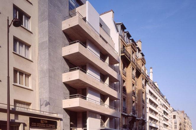 rue du theatre